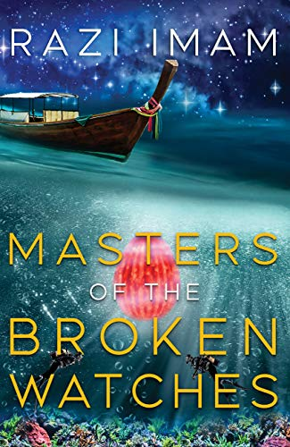 Free: Masters of the Broken Watches